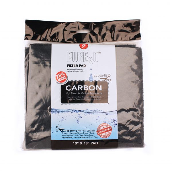 Carbon filter for fish tank by Pisces Pros