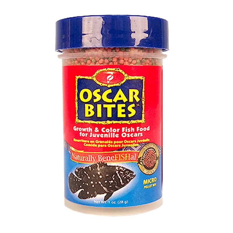 Oscar Fish Food by Pisces Pros