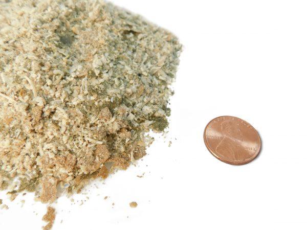 Hermit Crab Food Size Comparison by Pisces Pros