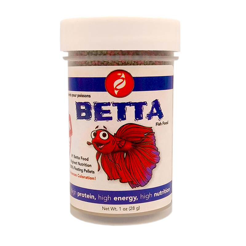 Betta Fish Food by Pisces Pros