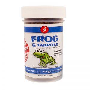 Frog Food and Tadpole Bites by Pisces Pros