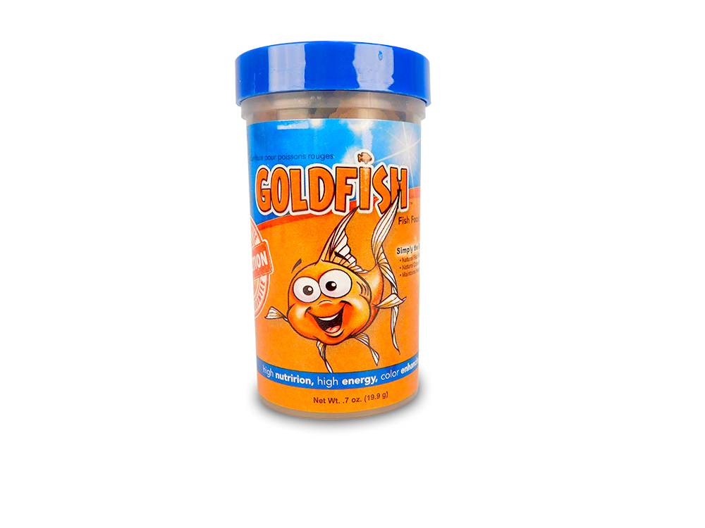 Goldfish Food by Pisces Pros