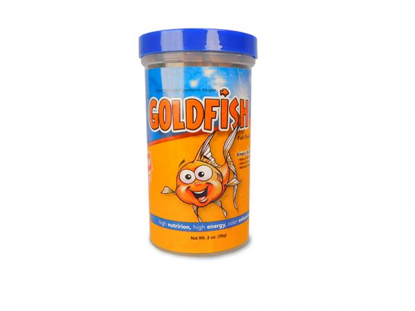 Food For Goldfish by Pisces Pros