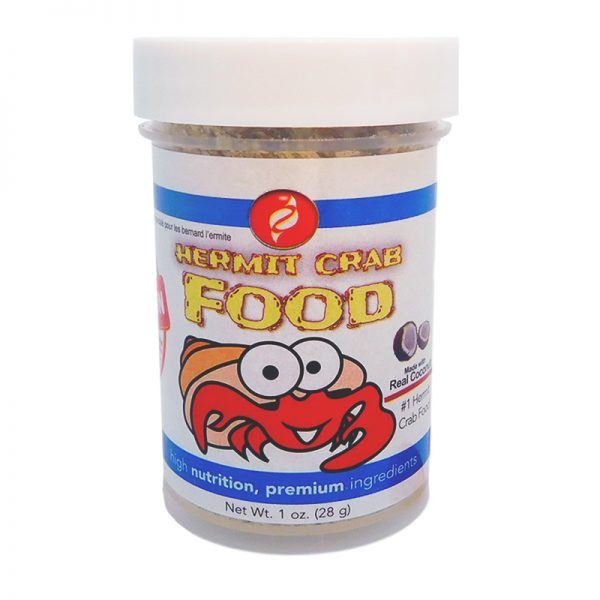 Hermit Crab Food By Pisces Pros