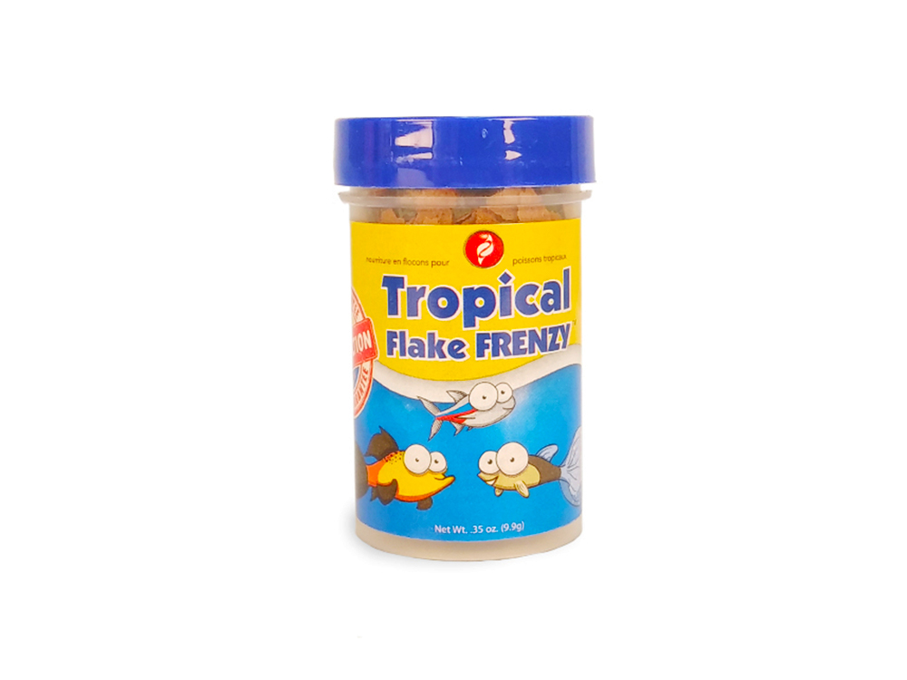 Tropical Fish Food by Pisces Pros